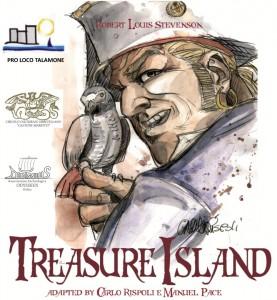 Treasure Island - presentazione a Talamone