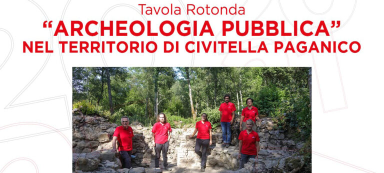 Archeologia pubblica a Civitella Paganico