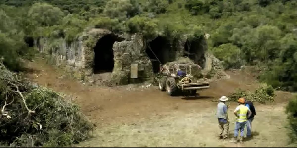 Cisterna di Talamone - Associazione Archeologica Odysseus