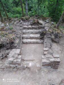 Diario di scavo delle Caldanelle, giorno 10