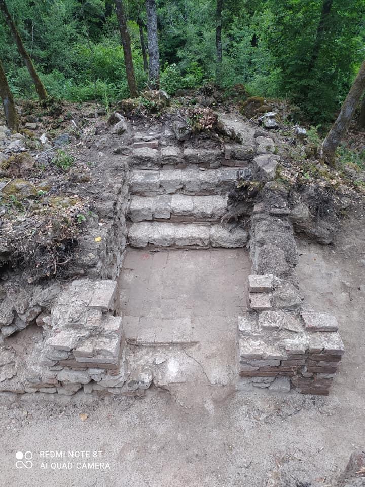 Scavo Le Caldanelle 2021 - Associazione Archeologica Odysseus